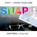 Snap Range Replacement Lens